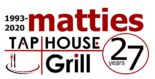 Mattie's Taphouse & Grill Logo