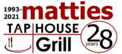 Mattie's Taphouse & Grill Logo